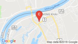 Hotel / Resort for sale in Mi Chai, Nong Khai location map