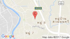 Thanawan Village location map