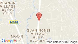 Akaluck Sansai location map