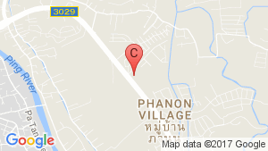 National Housing Authority Chiang Mai (Sanphisuea) location map