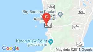 2 Bedroom Apartment for rent in Kata, Phuket location map