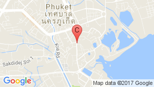 Land and House Park Phuket location map