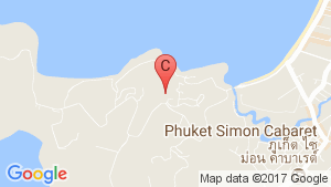 2 Bedroom Condo for sale in Bluepoint Condominium, Patong, Phuket location map