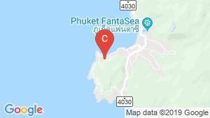 Kamala Bayshore Villas location map