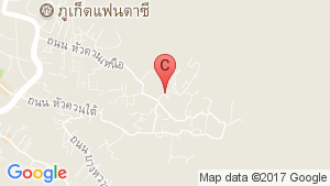 3 Bedroom Villa for rent in kamala lake town, Kamala, Phuket location map
