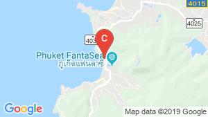 MontAzure Lakeside location map