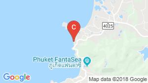 Surin Valley Condo location map