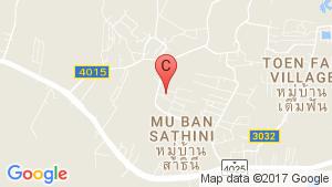 5 Bedroom Villa for sale in LAYAN HILLS ESTATE, Si Sunthon, Phuket location map