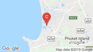 Dhawa Phuket location map