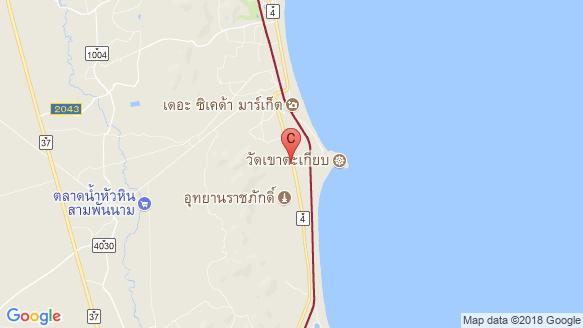 Banyan Residences location map