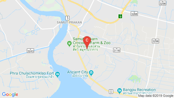 Nakornthong Living 2 location map