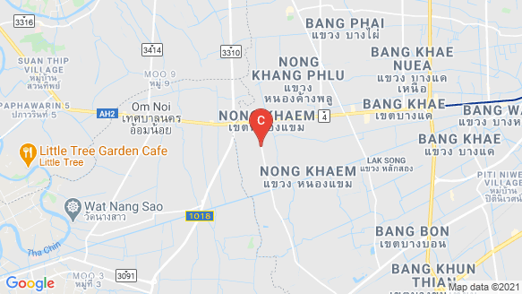 Verve Phetkasem 81 location map