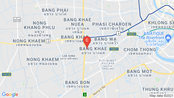 CHER Wongwan-Sathorn location map