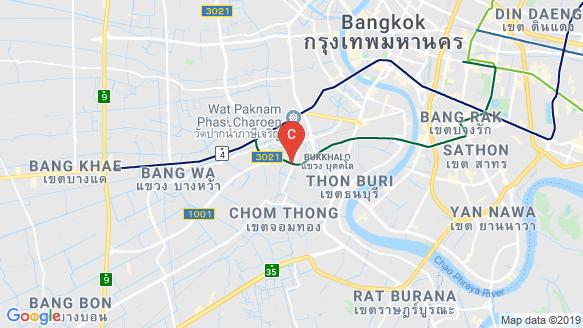 Rich Point @ BTS Wutthakat location map