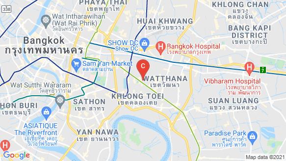 แผนที่สถานที่ เดอะ ดิโพลแมท 39