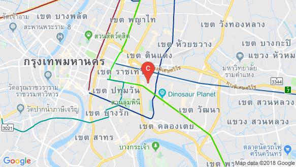 แผนที่สถานที่ ไฮด์ สุขุมวิท 11