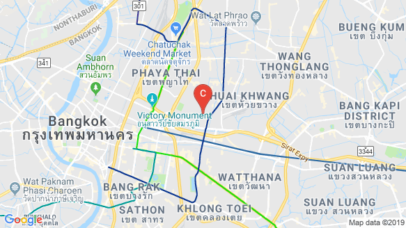 Groove Ratchada-Rama 9 location map