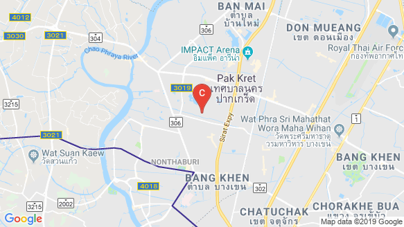 Haus Niche location map