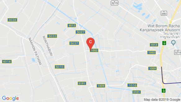 The Plant Kanchanapisek-Bangyai location map