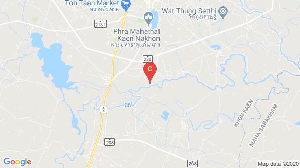 8 Villas Riverside location map