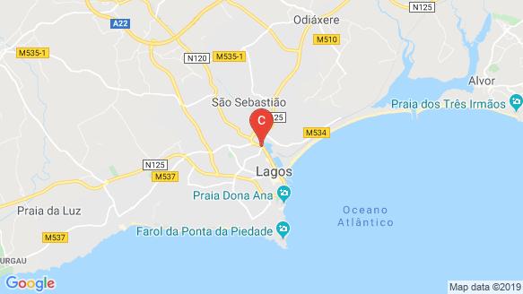 Adega location map