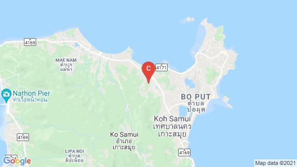 Avant Garden location map